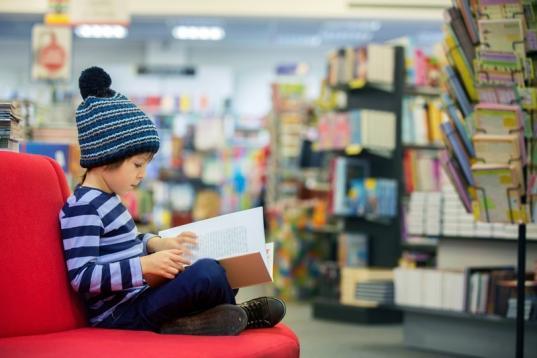 Библиотека имени Василия Верещагина в Череповце принимает детские книги в рамках благотворительной акции
