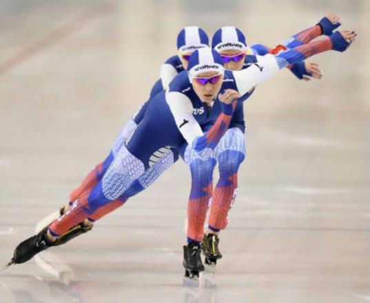 Вологодские конькобежцы завоевали две медали Кубка мира в Польше