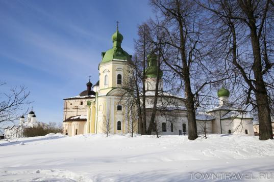 Кирилло-Белозерский музей выиграл грант на создание аудиогида по Успенскому собору