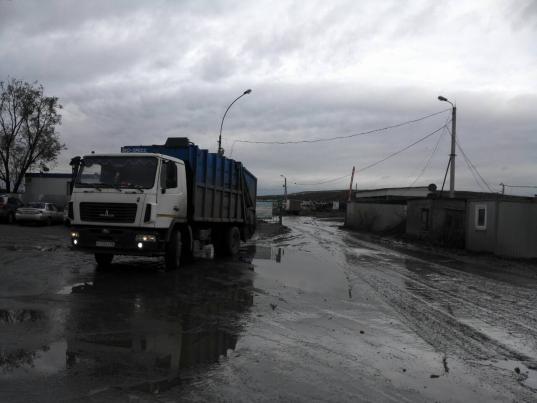 В Вологде «Вторресурсы» отказываются принимать мусор от управляющих компаний