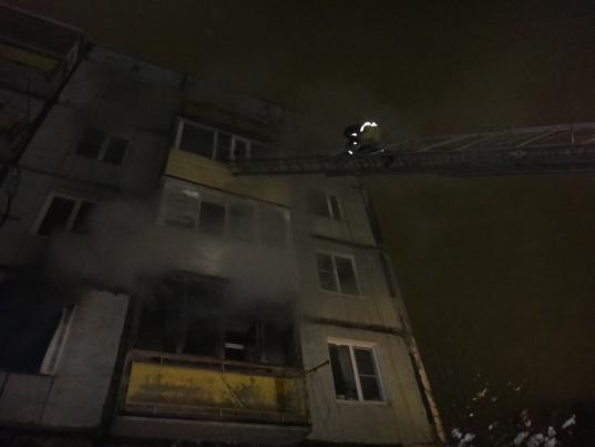 В Соколе при пожаре из-за замыкания настольной лампы погибла пенсионерка