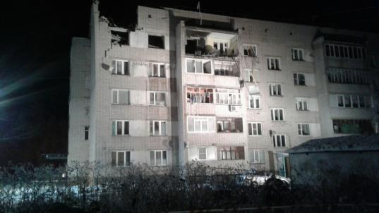 Жителей поврежденных во время взрыва в пятиэтажке на улице Карла Маркса квартир разместят в гостиницах Вологды