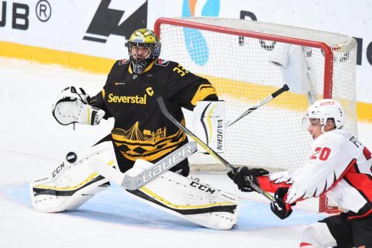 Череповецкую «Северсталь» покинули четыре хоккеиста