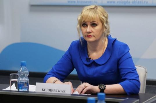 У осужденной за взятки Анны Беляевской конфисковали 100% доли в фирме и арестовали часть квартиры