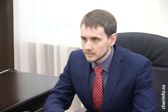 """Новым заммэра Череповца стал бывший начальник цеха на """"Северстали"""" Дмитрий Лавров"""