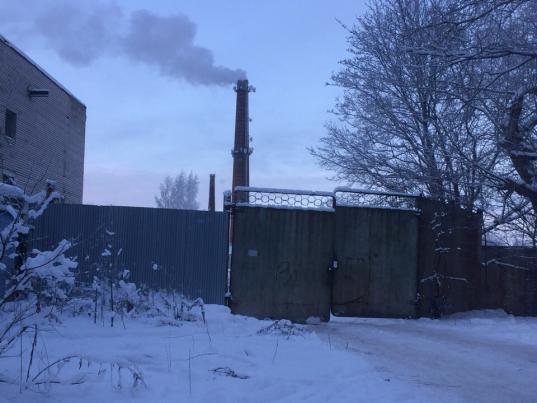 В Вологде двое мужчин погибли при разборе мебельной фабрики на улице Машиностроительной