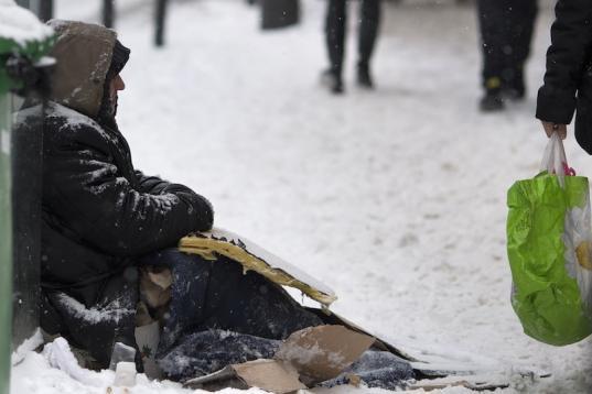 В Вологде в Говоровском переулке нашли тела двух бездомных