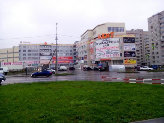 В ТРЦ «Кит» в Вологде до сих пор не устранили нарушения пожарной безопасности