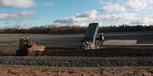 В Вологодской области установят единый тариф за вывоз мусора – 140 рублей с человека в месяц