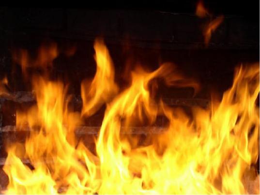Пьяный житель Великого Устюга устроил пожар в своей квартире
