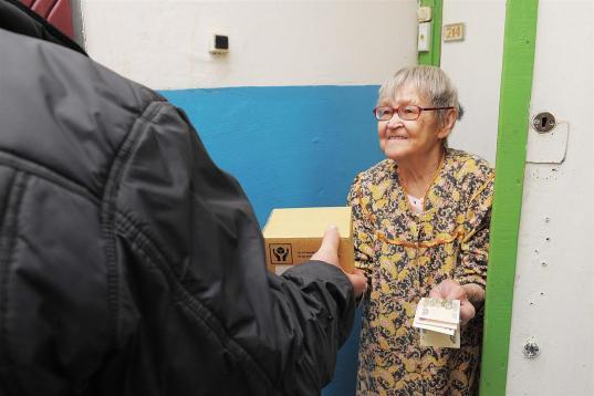 В Вологде мошенники со списками льготников продают пенсионерам медицинские аппараты