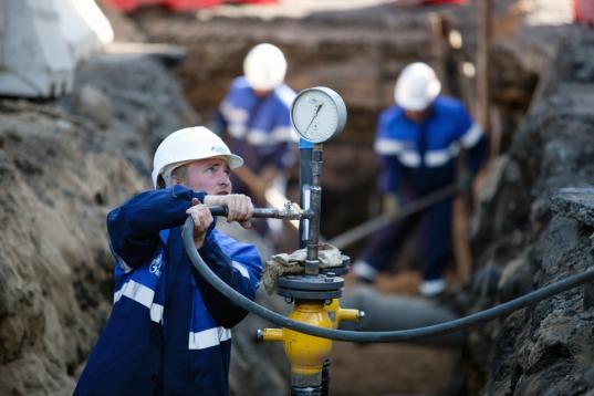 Газовики незаконно обогатились почти на 1,5 миллиона рублей за счет имущества Вологодской области