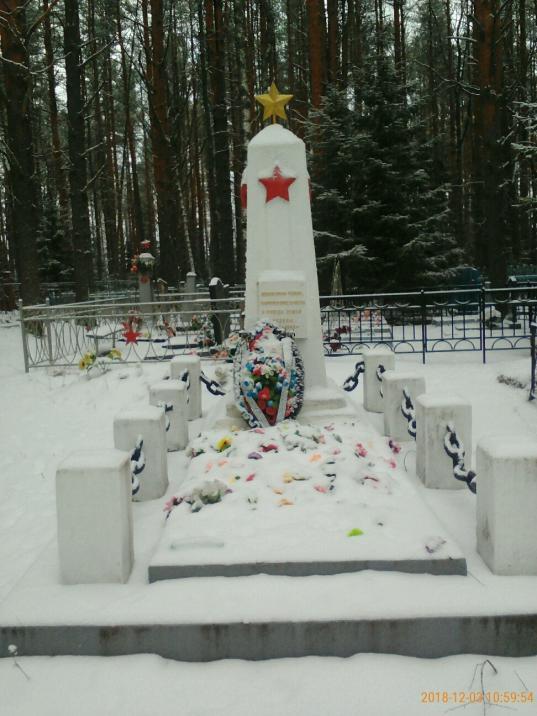 Бабаевские поисковики идентифицировали безымянную могилу солдата, про которую все забыли