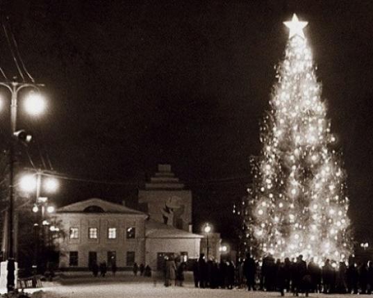 В Вологде пройдет экскурсия о праздновании нового года в начале 20 века