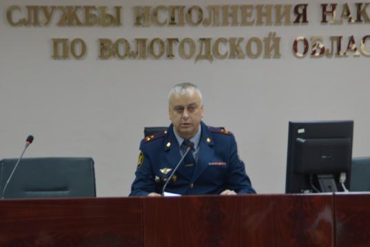 Новым начальником вологодского УФСИН назначен Владилен Демьянов из Тамбова