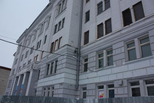 В Вологде снова сорвали сроки реконструкции здания для картинной галереи