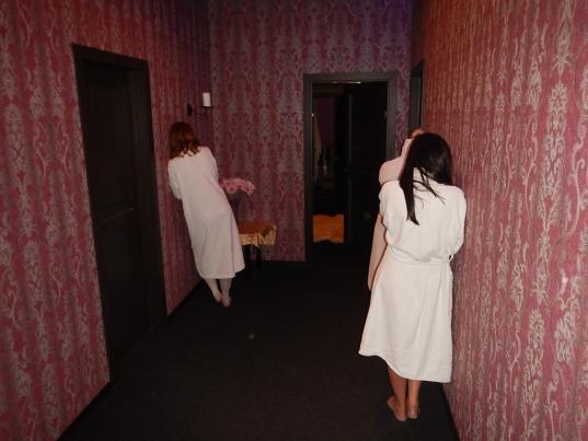 В Вологде в массажном салоне на улице Беляева предлагали услуги проституток