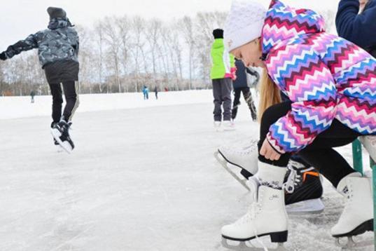 """По субботам каток на стадионе """"Витязь"""" в Вологде можно посетить бесплатно"""