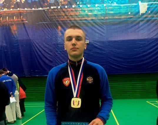 Череповецкие каратисты завоевали 12 медалей на турнире в Санкт-Петербурге