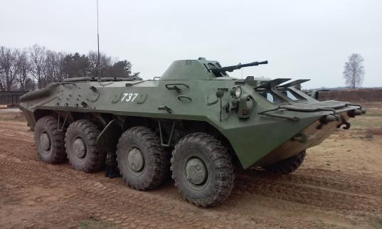 Из бюджета Вологодской области потратят 610 тысяч рублей на демилитаризацию военной техники
