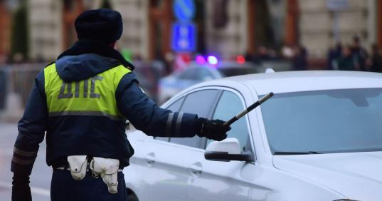 Вологжанку, напавшую на сотрудников ДПС, оштрафовали на 50 тысяч рублей