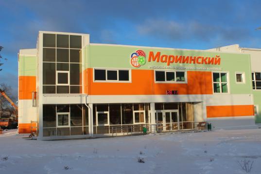 Здание ФОКа в Вытегре сдадут в эксплуатацию на четыре месяца позже срока