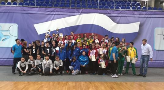 Вологодские спортсменки завоевали бронзу первенства России по голболу