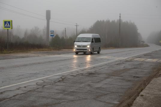 106 млн рублей выделят из областного бюджета на ремонт подъездной дороги к Кадую