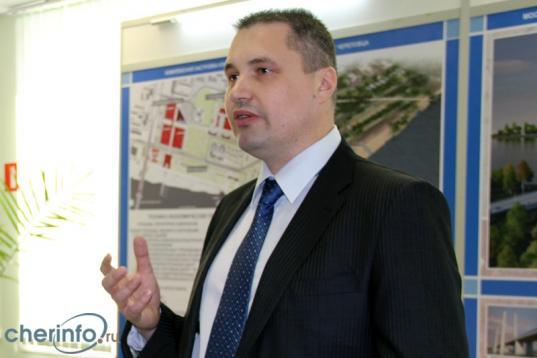Вице-мэр Череповца Александр Сергушев стал главой администрации Череповецкого района