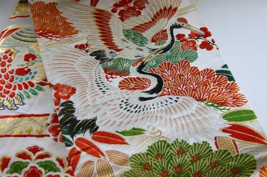 Старинные и современные кимоно покажут на выставке в Вологде