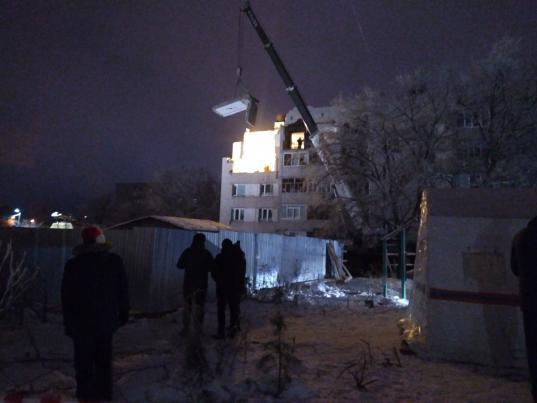 Некоторым жильцам пострадавшего от взрыва подъезда в Вологде с 26 декабря разрешат заселяться в квартиры