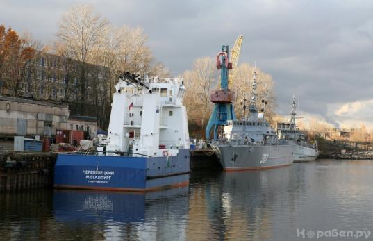 В Череповце планируют до конца 2020 года построить новый судостроительный завод