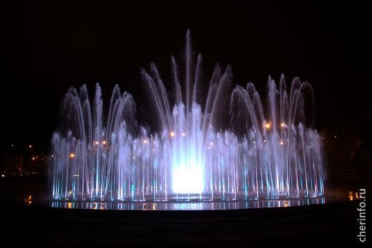 Вологде хотят выделить 80 млн рублей из областного бюджета на музыкальный фонтан