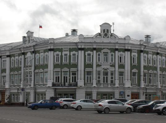 Администрация Вологды возьмет в кредит у областного правительства 200 млн рублей