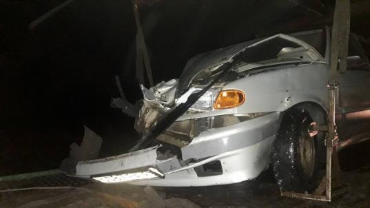 Пять человек получили травмы в столкновении ВАЗа и «ГАЗели» в Череповецком районе
