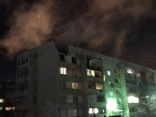 В Вологде от взрыва бытового газа обрушилась стена многоквартирного дома: погибла женщина