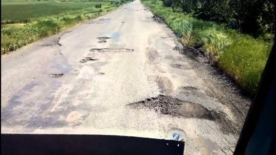 В Белозерском районе незаконно выделили деньги дважды на одни и те же дороги