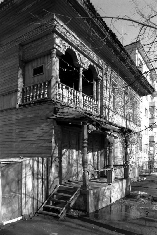 Родственница депутата Новожилова купила исторический дом в центре Вологды за 1,17 млн рублей