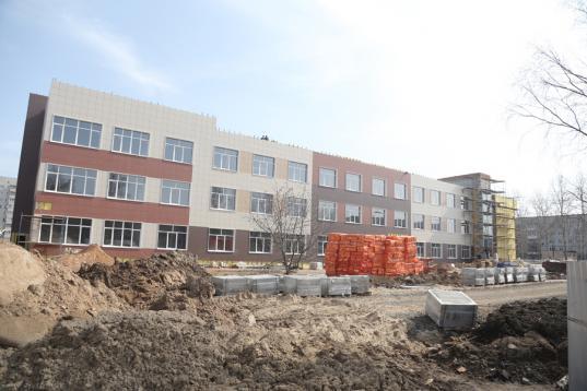 В Вологде на 1,5 млн рублей завысили объемы работ при строительстве дороги к школе на улице Северной