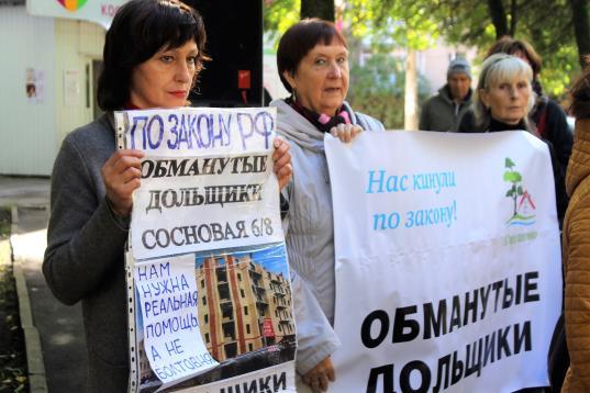 В 2018 году в Вологодской области решили проблемы 164 обманутых дольщиков