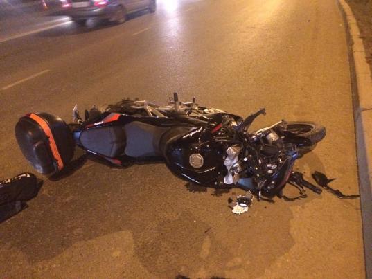 В Вологде в ДТП погиб судья городского суда, ехавший на мотоцикле