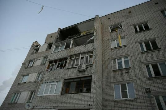 Жильцы еще нескольких квартир пострадавшего от взрыва газа дома вернутся в свои квартиры 27 декабря