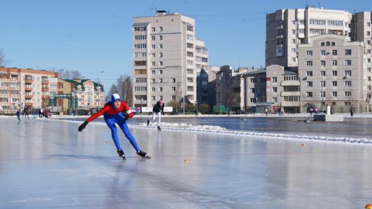 Ледовые катки в Вологде: где и когда можно кататься бесплатно