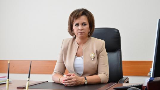 Светлана Пахнина назначена начальником департамента экономического развития Вологды