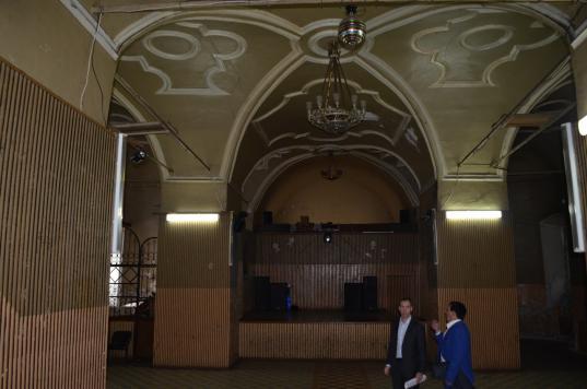 В селе Кубенском дом культуры передаст церкви зал для дискотек