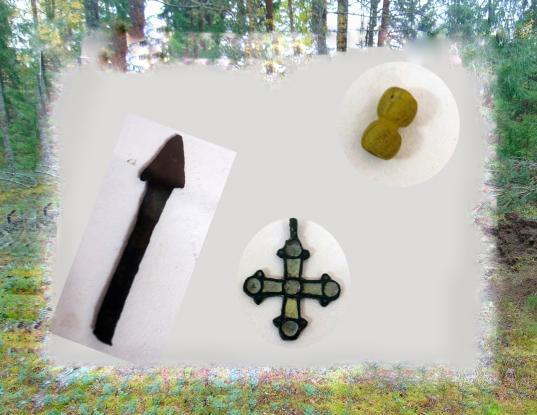 На выставке в Череповце можно увидеть редкий бронзовый крест XII века