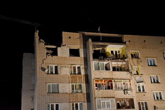 В Вологде возбудили уголовное дело по факту взрыва в пятиэтажке на Карла Маркса