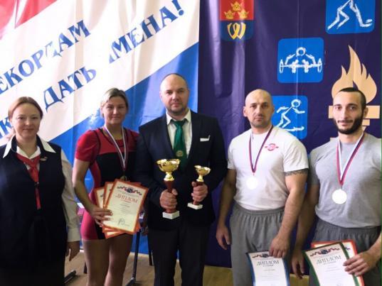 Тяжелоатлеты из Шексны завоевали шесть золотых медалей на Чемпионате СЗФО