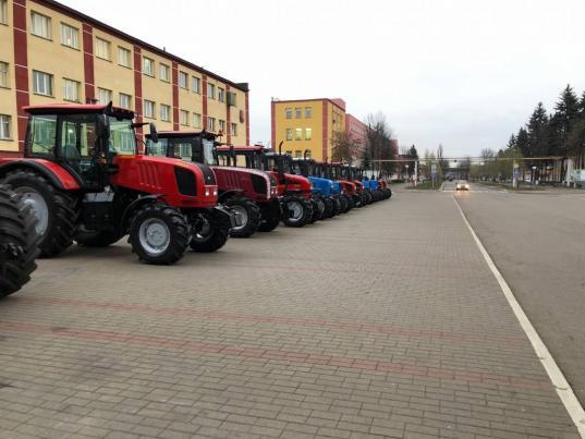 Череповецкий ЛМЗ к 2020 году планирует увеличить объемы производства тракторов в 1,5 раза