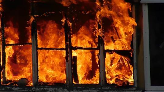 Жительница Тарногского района погибла во время пожара из-за неисправности печи